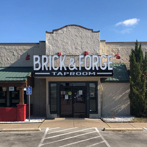 Brick & Forge Taproom Killeen, TX